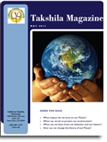 Takshila Magazine May 2012